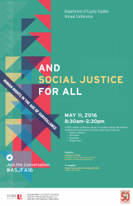 And Social Justice for All Poster