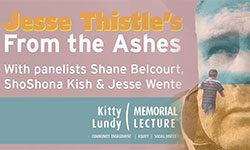 "Jesse Thistle's ""From the Ashes: My Story of Being Métis, Homeless, and Finding My Way"""